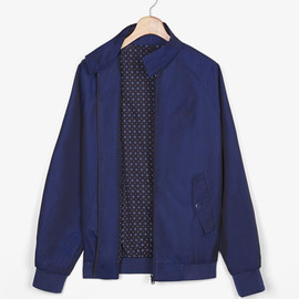 FRED PERRY, Drake's - Lined Tonic Harrington