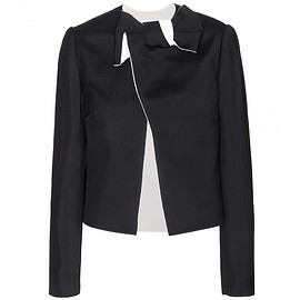 LANVIN - Jacket with bow