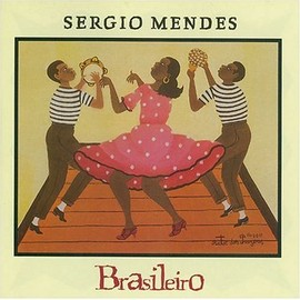 Sergio Mendes, The Beat Of Brazil, USA, Deleted, vinyl LP album (LP record), Atlantic,