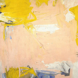 Willem de Kooning - Untitled, 1961