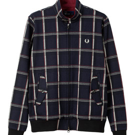 Fred Perry - Knit Harrington Jacket