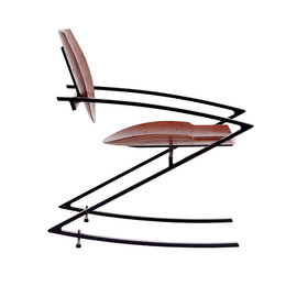 Paul Tuttle - Super Z Chair 1996