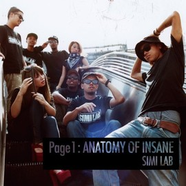SIMI LAB - Page1:ANATOMY OF INSANE