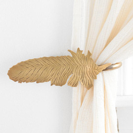 Magical Thinking - Magical Thinking Feather Curtain Tie-Back