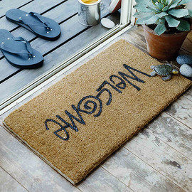 STUSSY Livin' GENERAL STORE - Welcome MAT