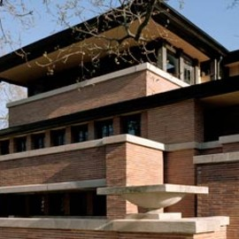 Chicago - Frank Lloyd Wright Robie House