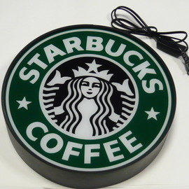 STARBUCKS COFFEE - Neon Sign