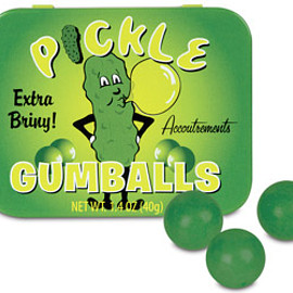 Accoutrements - Pickle Gumballs