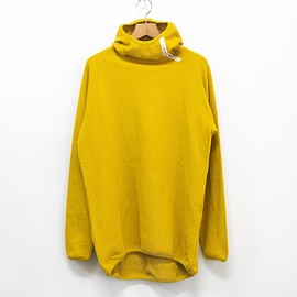 mountain research - THERMAL HOODY * Yellow