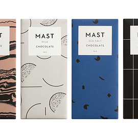 MAST BROTHERS CHOCOLATE - MAST BROTHERS CHOCOLATE