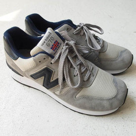 New Balance - M670UK(GN)