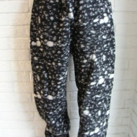 ANNTIAN - ANNTIAN wool pants  CRYSTAL