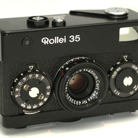 Rollei 35 white magic nippon