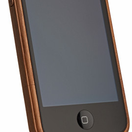 Miniot - Dock 4 for iPhone 4 Walnut
