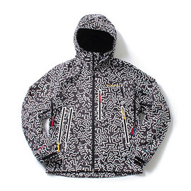 Kinetics - Kinetics x Keith Haring Foundation x Columbia Anders Falls Jacket