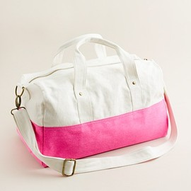 J.CREW - Canvas overnight bag