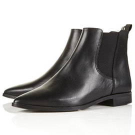 TOPSHOP - ACE Pointed Chelsea Boots