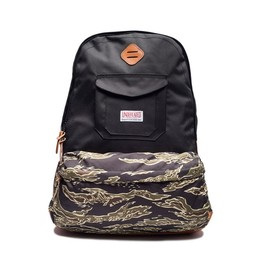 UNDEFEATED - Ever Since Backpack - Black/Tiger Camo
