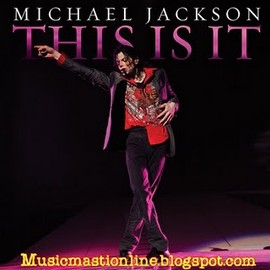 Michael Jackson - This Is It (Promo CD Single)