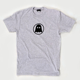GHOSTLY INTERNATIONAL - Classic Ghostly Logo Tee