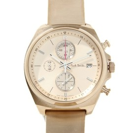 Paul Smith - WATCH (FINAL EYES CHRONOGRAPH MINI GOLD)