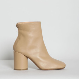 Maison Martin Margiela - leather low boot