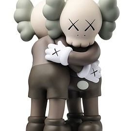 KAWS - KAWS COMPANION TOGETHER (BROWN)