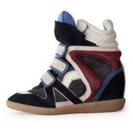 Isabel Marant - Isabel Marant / Willow High-Top Sneaker