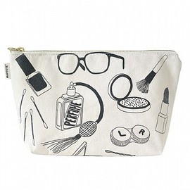 Maptote - Makeup Pouch - Natural