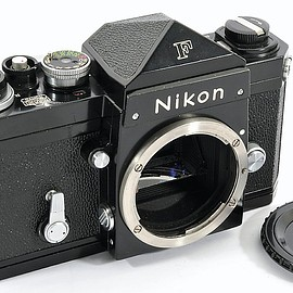 Nikon - Nikon F Black Eye-Level Finder