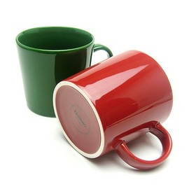 iittala - TEEMA MugCup  Green&Red