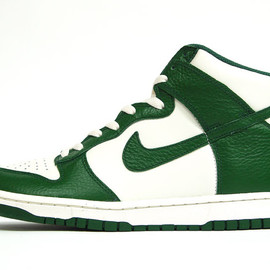NIKE - DUNK HIGH 08 LE 「LIMITED EDITION for NONFUTURE」 GRN/WHT