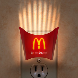 McDonald's - Night Light