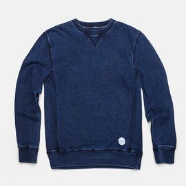 Saturdays Surf NYC - Indigo Bowery Sweatshirt