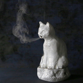 ASTIER de VILLATTE - Setsuko Collection インセンスホルダー 猫