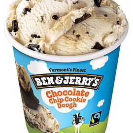 BEN&JERRY'S - Chocolate Chip Cookie Dough