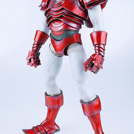 3A Toys, Marvel Comics Group - Ashley Wood x Marvel - Classic Iron Man Silver Centurion 1/6 Collectible Figure