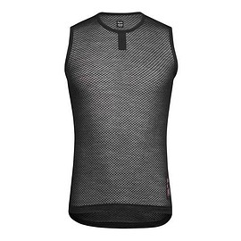 Rapha - Sleeveles Merino Mesh Base Layer (Black)