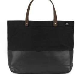 JACK SPADE - Industrial Canvas Dipped Coal Bag