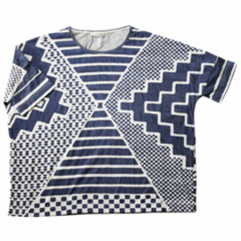 P.A.M. - Deep Echo S/S Top (indigo)