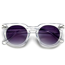Eyewear Sunglasses (Crystal Clear/Gradient)