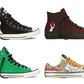 CONVERSE - GREEN DAY × CONVERSE CHUCK TAYLOR ALL STAR COLLECTION
