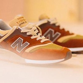 New Balance - J.CREW × NEW BALANCE 997 BUTTERSCOTCH