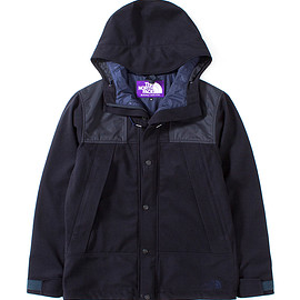 THE NORTH FACE PURPLE LABEL - Flannel Mountain Jacket