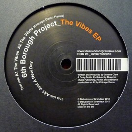 6th Borough Project - The Vibes EP