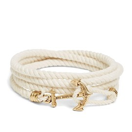 Brooks Brothers, Kiel James Patrick - Lanyard Hitch Cord Bracelet