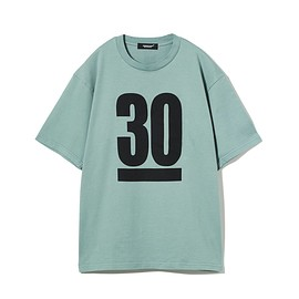 UNDERCOVER - 30th Anniversary TEE UCZ9811 MOSS GREEN