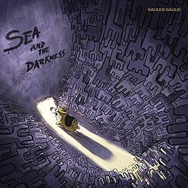 Galileo Galilei - Sea and The Darkness(初回生産限定盤)(DVD付) CD+DVD, Limited Edition