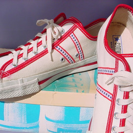 converse - all atar staff v (70's made USA)