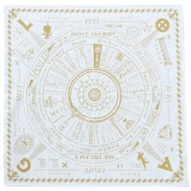 OLGA-goose candle- - Magic Circle Bandana